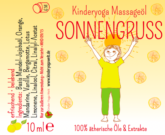 Label Yogaöl
