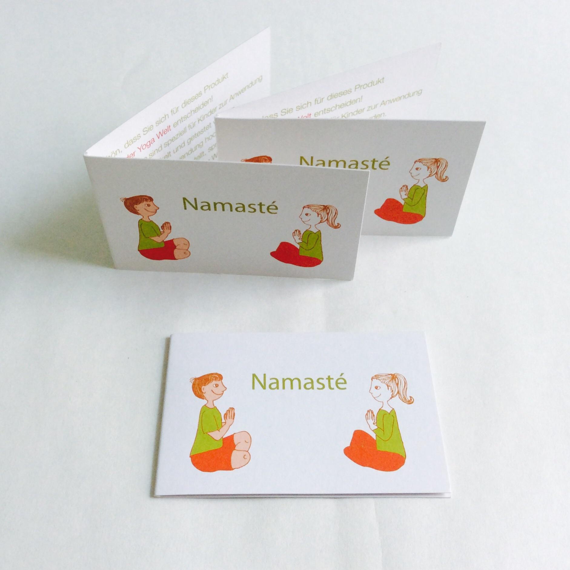 Produktkarte Namasté
